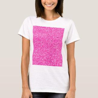 T-shirt Scintillement de roses indien