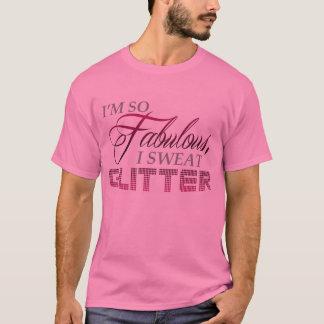 T-shirt Scintillement gai fabuleux