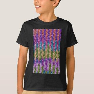 T-shirt Scintillements dans les vagues