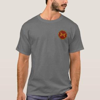 T-shirt Scipion l'Africain/chemise romaine de joint de