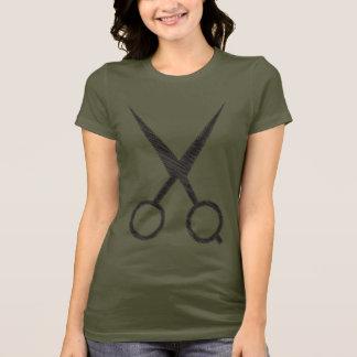 T-shirt Scissors_Sketch