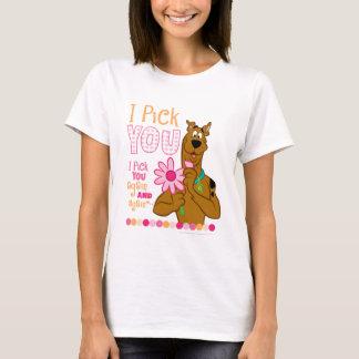 T-shirt Scooby Doo - je vous sélectionne