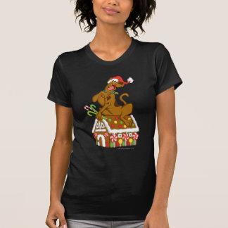 T-shirt Scooby et Chambre de pain d'épice