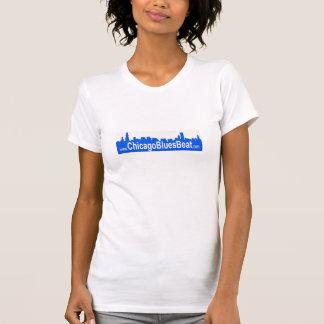 T-shirt Scoop décontracté de dames