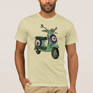 T-shirt Scooter