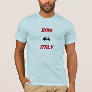 T-shirt Scooter de Bari, Italie