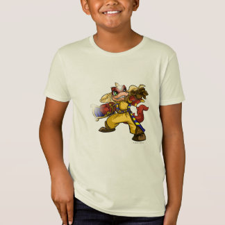 T-Shirt Scorchio a perdu le joueur de désert