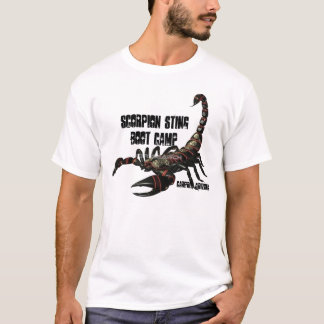 T-shirt SCORPION STING BOOT CAMP, insouciant,…