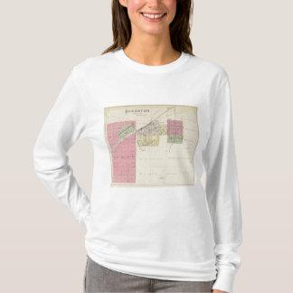T-shirt Scranton, le comté d'Osage, le Kansas