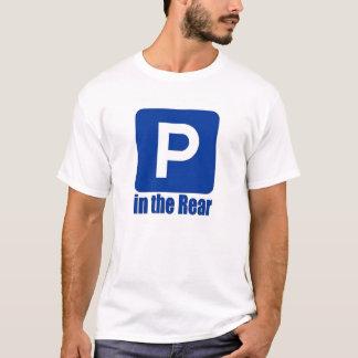 T-shirt Se garer à l'arrière