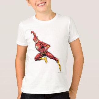 T-shirt Se précipiter d'instantané