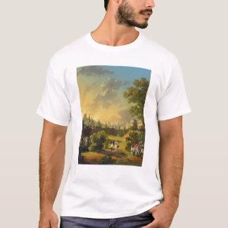 T-shirt Se réunir entre le napoléon I et le Ferdinand III