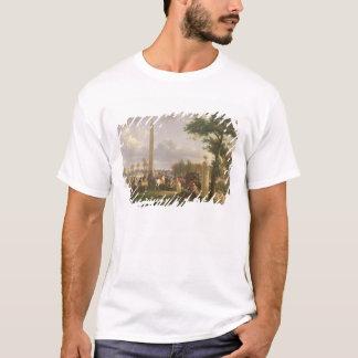 T-shirt Se réunir entre le napoléon I et le pape