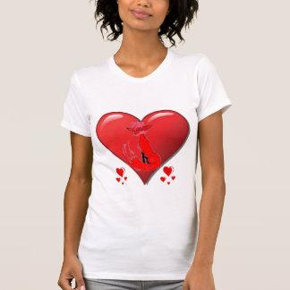 T-shirt Se sentir rusé