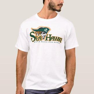 T-shirt Seahawk 3/4 douille Jersey