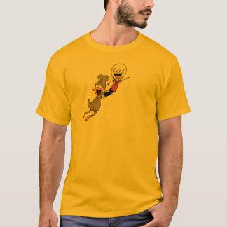 T-shirt Sean et Senor Owl Shirt
