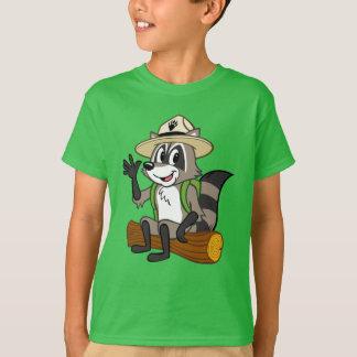 T-shirt Séance de Rick de garde forestière de Rick | de