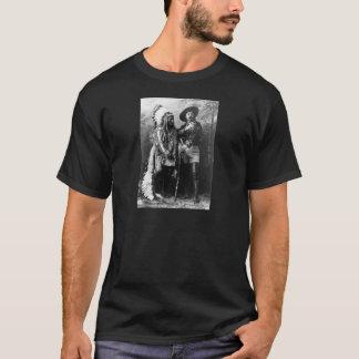 T-shirt Séance en chef Taureau et Buffalo Bill 1895