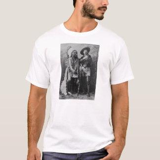 T-shirt Séance Taureau et Buffalo Bill