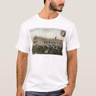 T-shirt Seattle, Washington - vue d'agricole