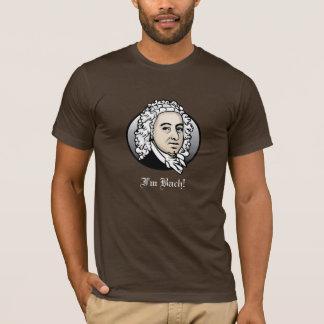 T-shirt SebastiAn Bach- je suis Bach !