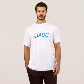 T-shirt sec de maille de double du champion des