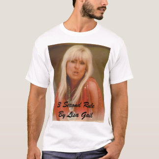 T-shirt Seconde règle 3