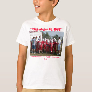 T-shirt Secouez-le outre des enfants T