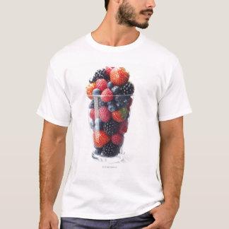 T-shirt Secousse de fruit crue