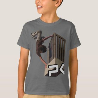 T-shirt Secousse de rail de Parkour