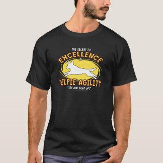 T-shirt Secret de Kelpie d'agilité