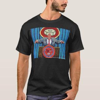 T-shirt Secrétaire de la défense de Zomblandia ! Vitesse