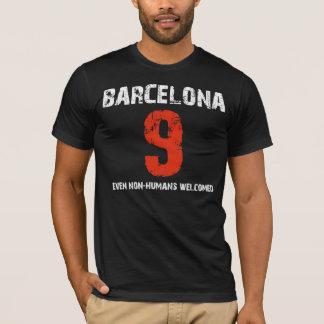 T-shirt Secteur 9 de Barcelone