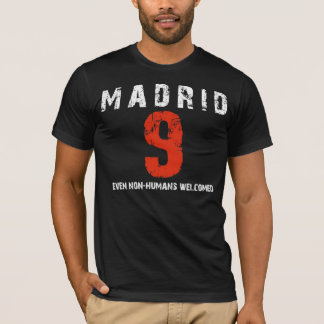 T-shirt Secteur 9 de Madrid