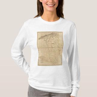 T-shirt Secteur de Greenville, la Caroline du Sud