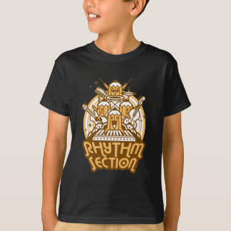 T-shirt Section de rythme
