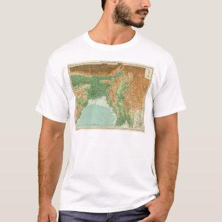 T-shirt Section du nord-est de l'Inde