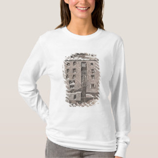 T-shirt Section transversale d'une mine