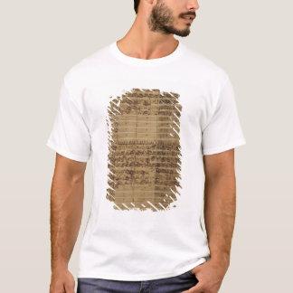 T-shirt Secundum du nostri J.C. de Passio Domini
