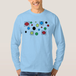 T-shirt seein'circles (xs-3xl) par dal