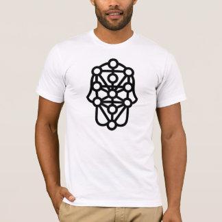 T-shirt Sefirot Hamsa