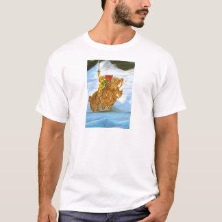 T-shirt Seigneur Jamie Thorn Amber montant Bruno