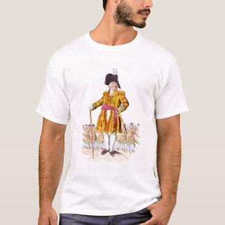 """T-shirt Seigneur le maire, de """"costume de la"""