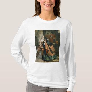 T-shirt Seigneur Nithsdale, évasion de la tour