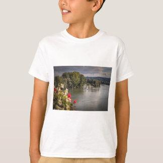 T-shirt Seine river, paris, France