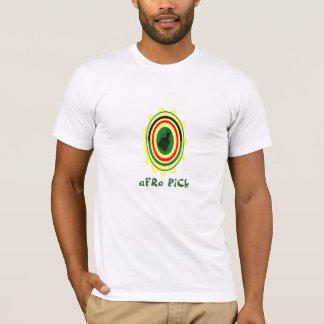 T-shirt sélection Afro