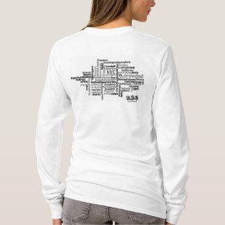 T-shirt Sélection-un-Mot de N.Y.E