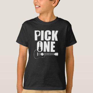 T-shirt Sélection une Ukuele