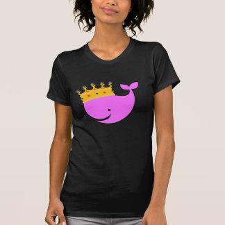 T-shirt Selena des femmes la chemise de la baleine (reine