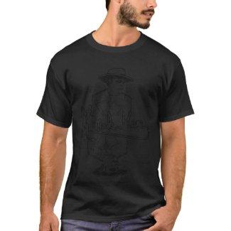 T-shirt Self Made Man
